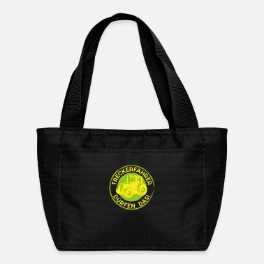 Tractor Tractordriver tractor farmer gift - Lunch Bag