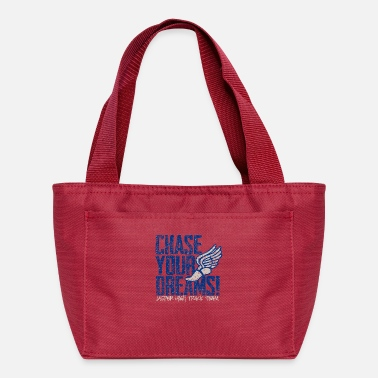 Chase Your Dreams Chase Your Dreams Jasper High Track Team - Lunch Bag