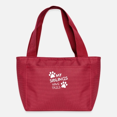 My Siblings Have Tails My Siblings Have Tails - Lunch Bag