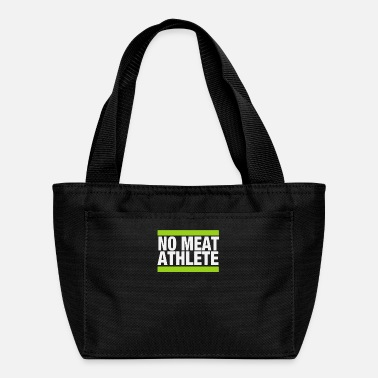 Meat No Meat ATHLETE - Lunch Box