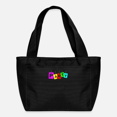 Party party party - Lunch Bag