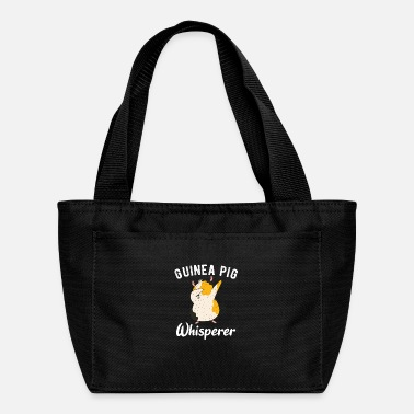 Search MEERSCHWEINCHEN GUINEA PIG: Guinea Pig Whisperer - Lunch Bag