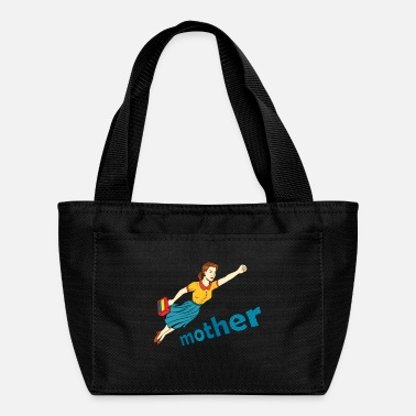 mom is my super mom - Lunch Bag