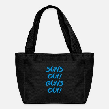 Out Suns Out Guns Out - Lunch Box