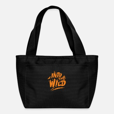Vintage INTO THE WILD - Lunch Bag