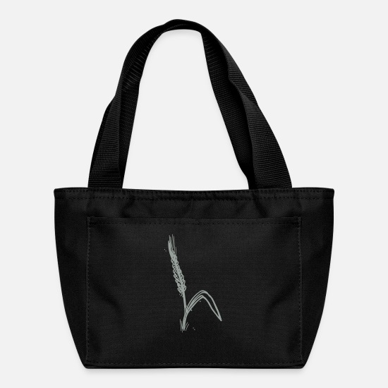 Garden Bags & Backpacks - Wheat - Lunch Bag black