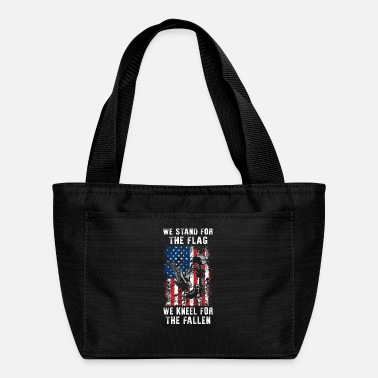 We Stand For The Flag TShirt - Lunch Box