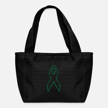 Outline ribbon - outline - Lunch Bag