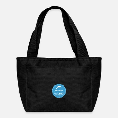 Mammal save marine mammals - Lunch Bag
