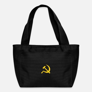 Fps Russia Yellow Hammer & Sickle - Lunch Bag