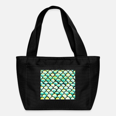 Bright Watercolor Cactus - Lunch Bag