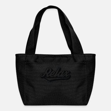 Relax Relax - Lunch Bag