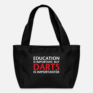 Education Culture Education Darts - Lunch Box