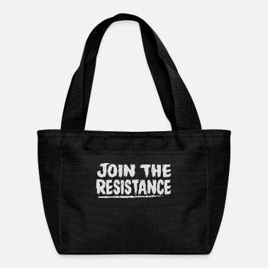 Join Join The Resistance - Lunch Bag