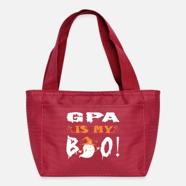 Gpa Gpa Is My Boo Happy Halloween - Lunch Bag