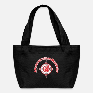 American Indian American Indian Movement - Lunch Bag