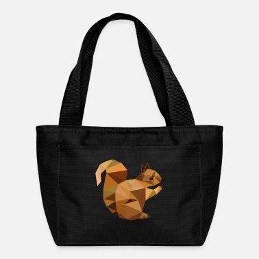 Squirrel Squirrel - Lunch Bag