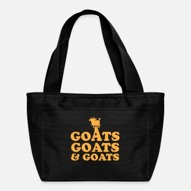 Goat GOATS GOATS and GOATS - Lunch Bag
