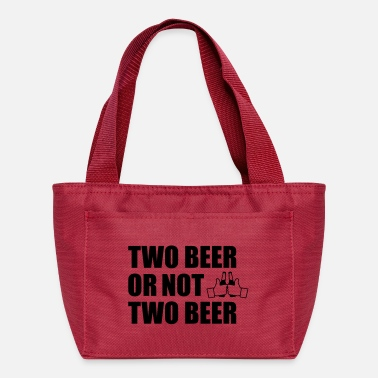 Two Two Beer or not two beer - Lunch Box