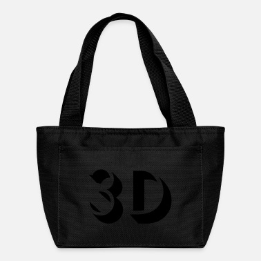 3d 3D - Lunch Bag