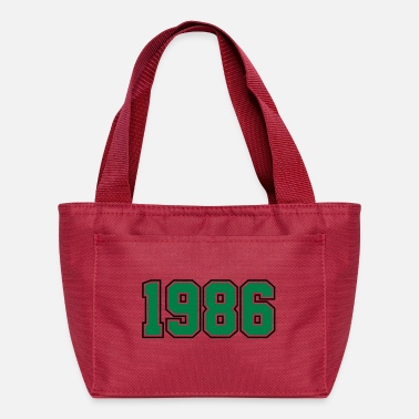 Year Of Birth 1986 | Year of Birth | Birth Year | Birthday - Lunch Bag
