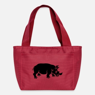 Rhinoceros rhinoceros - Lunch Box