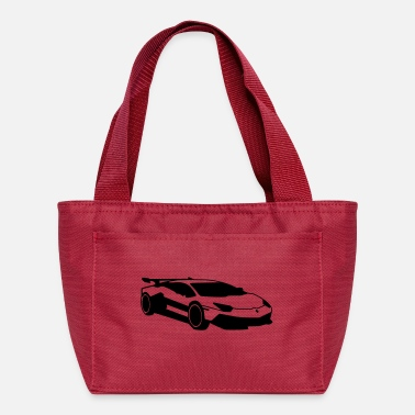 Renner Car,Renner,Sportscar,Vehicle,V8 ✔ - Lunch Bag