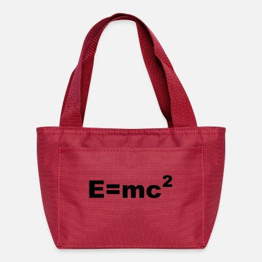 Mc E = mc 2 - Lunch Box