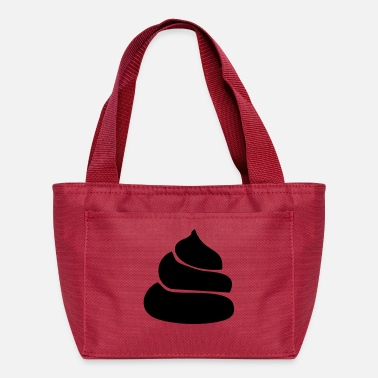 Poop poop - Lunch Bag