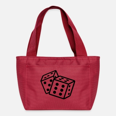 Dice dice - Lunch Bag