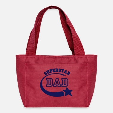 Superstar dad superstar - Lunch Bag