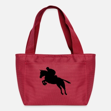 Show Jumping Show jumping horse - Lunch Box