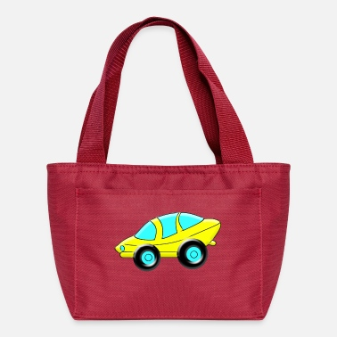 Sporty cartoon Sporty Car - Lunch Box