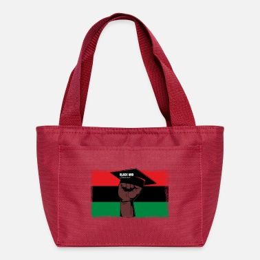 Education Culture Black And Educated - Lunch Box