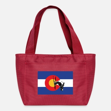 Ski Ski Colorado - Lunch Bag
