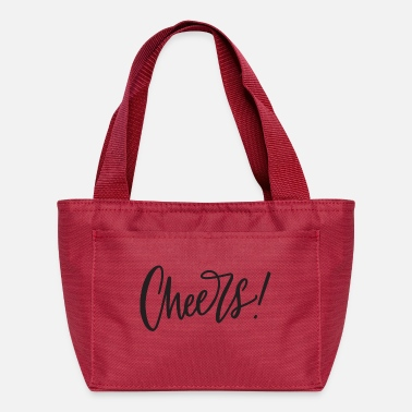 Cheers cheers - Lunch Bag