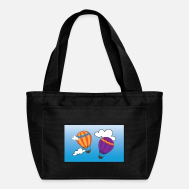 Hot Two Hot Air Balloons - Lunch Bag