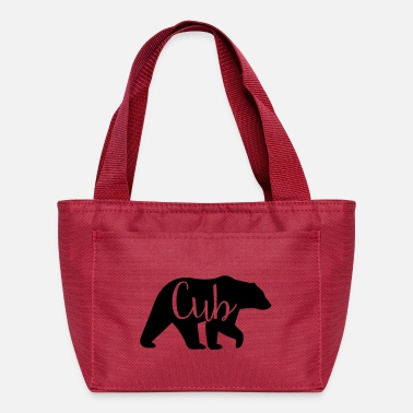 Cub Bear Cub - Lunch Box