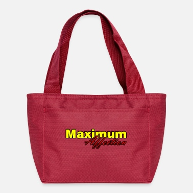 Affection Maximum affection - Lunch Bag