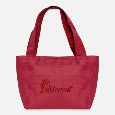 Different be different - Lunch Box