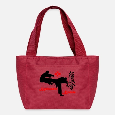 Kicker Kyokushinkai KO kick - Lunch Bag
