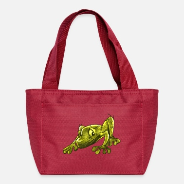 Infectious The Infectious Frog - Lunch Bag