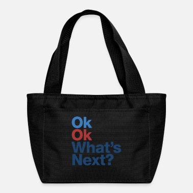 What's Next - Lunch Bag