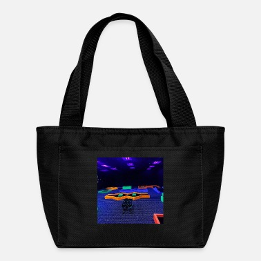 Black Light Neon Lights - Lunch Bag