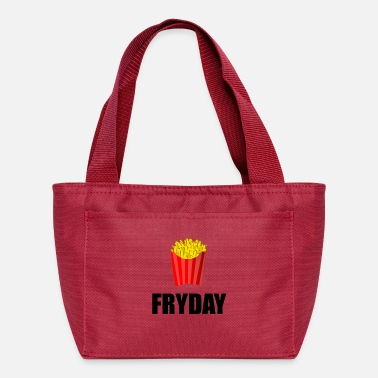 Snack Fryday Friday Fries - Lunch Bag