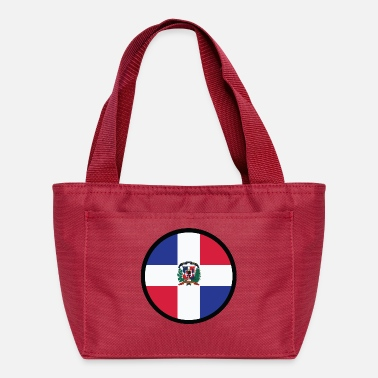 Under The Sign Of The Dominican Republic - Lunch Bag