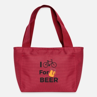 Cycling I cycle for Beer. Cyclist, Cycle. Cycling - Lunch Box