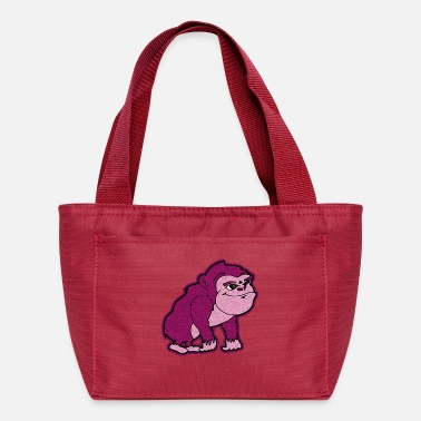 ape cool funky funny cool gift idea - Lunch Bag