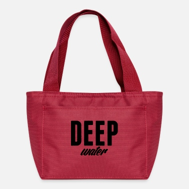 Deep Throat Deep water - Lunch Bag