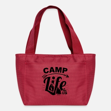Swag Style Camp life - Lunch Bag